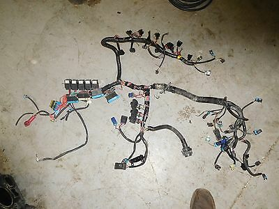 mercury outboard 275 hp 2 6l verado crankcase power head block 2006 mercury verado 275hp xxlver outboard complete engine wiring harness