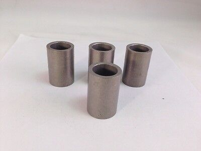 "10  Aluminum Bolt Spacers 3//4/"" OD X 1//2/"" ID  X 1-7//8/"" long  USA made"