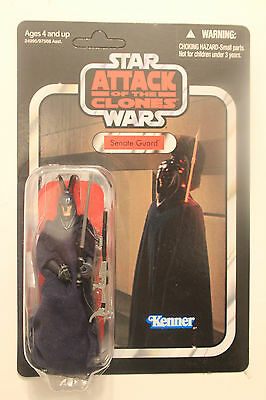 Star Wars  ATTACK of the Clones Senate Guard VC36 Kenner OVP