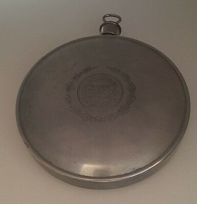 PALCO Worcester Pressed Aluminum Co. CANTEEN Patented May 4 1915, Very Nice!