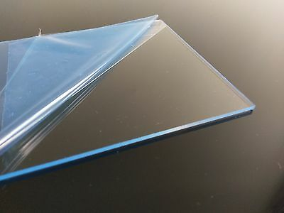 Clear Acrylic Perspex Sheet A1,A2,A3,A4,A5,A6 1.5mm 2mm 3mm 4mm 5mm 6mm
