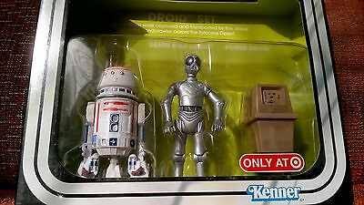 Star Wars Vintage Collection Special Action Droid Set