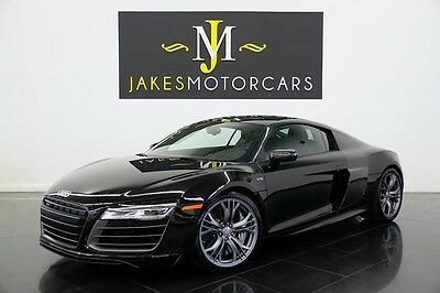 2014 Audi R8 V10 Plus Coupe ($192K MSRP) 2014 Audi R8 V10 Plus Coupe S-TRONIC, $192K MSRP! 7700 MILES! DIAMOND STITCHING!
