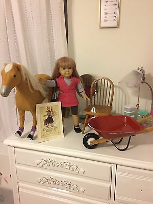 American Girl Doll Kirsten Larson, And Extras