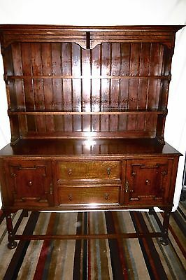 Antique English Hutch / Buffet