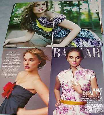 NATALIE PORTMAN 167x Clippings Cover
