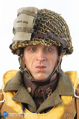 """1/6 Scale 12""""DiD A80069 Major Richard Winters 101 Airborne Band of Brothers"""