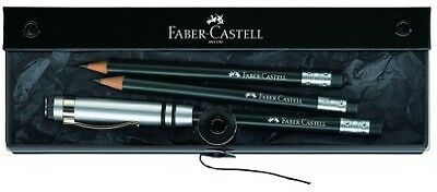 Faber-Castell Perfect Pencil Black Gift Set (118351)