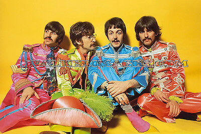 29 Beatles Photo Print Sgt. Pepper's Lonely Hearts Club Band Poster