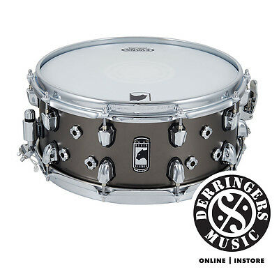 """Mapex Black Panther WRAITH 14x6"""" Brass Snare Drum"""