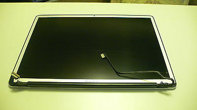 """Apple MacBook Pro 17"""" A1297 Complete Screen Display Assembly 2009 / 2010 Led"""