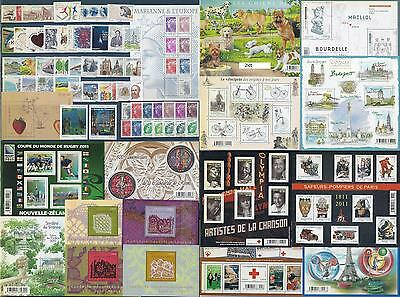 FRANCE -ANNEE 2011 COMPLETE  -NEUF **LUXE - 104 Timbres