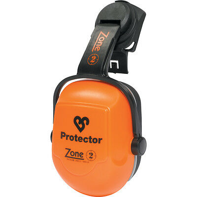 Scott Health And Safety Z2Ihme Zone 2 Helmet Mounted Earmuff Snr29 Orange