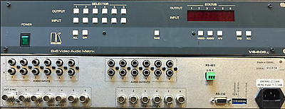 Kramer Matrix 6X6 Matrice Video Audio