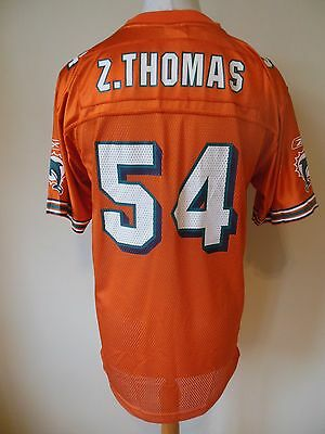 Miami Dolphins 'z.thomas' Nfl Jersey - Xl Youths 18-20