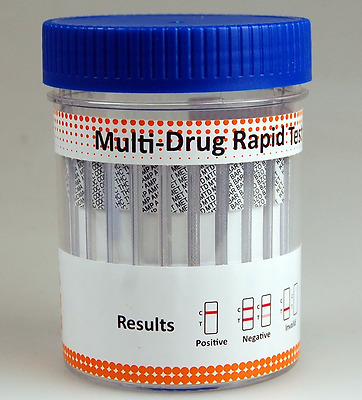 13 in 1 Drug Testing Cup Kit Cannabis Cocaine Opiates and more in 1 drug test