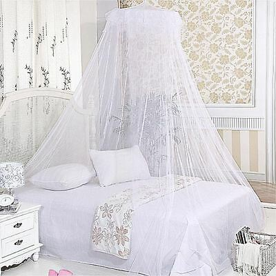 Mosquito Net Dome Bed Canopy Insect Mesh Drape Home Camping