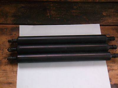 3  Rubber Rollers For 1250 Offset Press