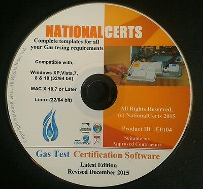 Gas Safety Certificates for Corgi/Gas Safe Gas Safety Landlord Certificates