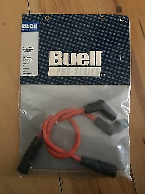 New,original,buell Kit Spark Plug Cables,orange Pro Series 32011-01Y,x1,s3,s3Toe