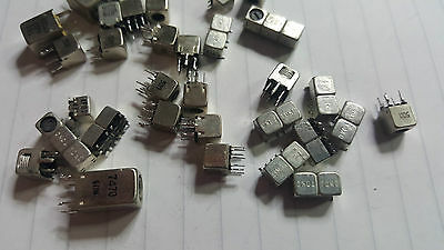 46 X Toko  Variable And Fixed Inductors ,  Smd And Through Hole