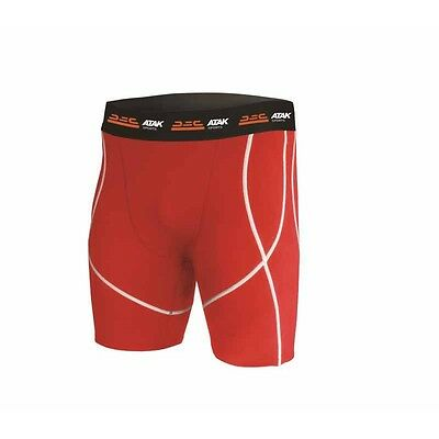 ATAK Compression Short Adult - Red