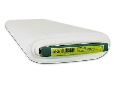 "Pellon Stabilizer Extra Firm 20""x15yd White"