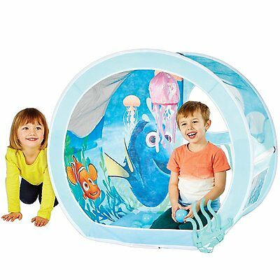 Disney Finding Dory Pop Up Ball Pit Play Tent with Play Balls