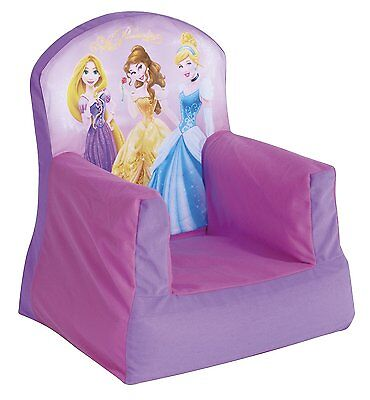 Disney Princess Inflatable Chair For Kids