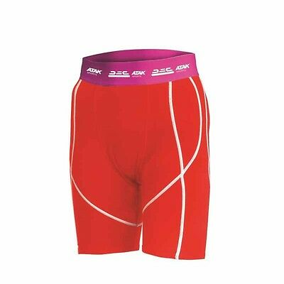 ATAK Compression Short Lady - Red