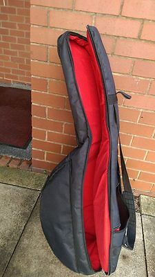 QUALITY Ultra Thick Double Padded Case GIG BAG FOR OUD Instrument Fretless Lute