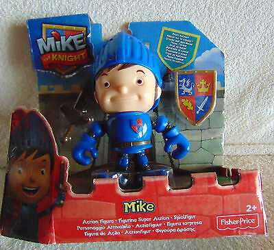 Mike the Knight - MIKE, Fisher-Price Action Figure -  New
