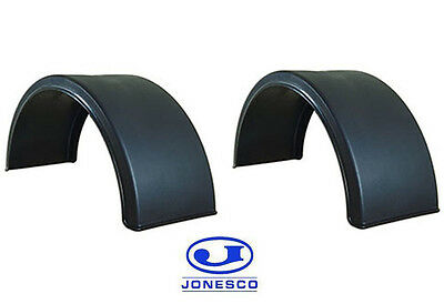 Twin Wheel Mudguards 3.5T Sprinter Transit Tipper Truck Plastic VG22A Trailer