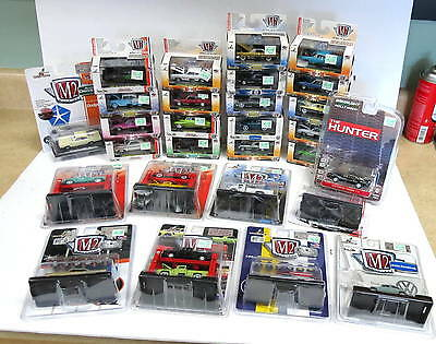 NEW IN BOXES 28 M2 Castline Cars Free Shipping!