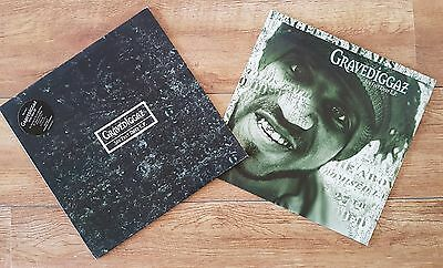 GRAVEDIGGAZ SIX FEET DEEP E.P 12in Vinyl RECORD RARE MINT