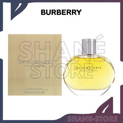 Burberry Donna 100 Ml Eau De Parfum Profumo Women Natural Spray Originale