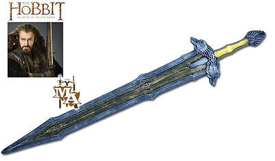 Lord of the Rings Foam Regal Sword of Thorin Oakenshield Sword The Hobbit