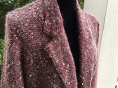 Vintage Koret Tweed Blazer/jacket/coat Women's L