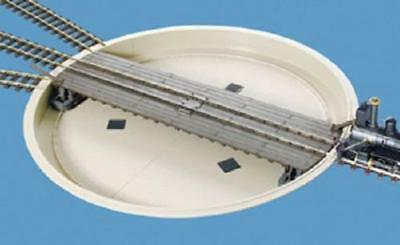PECO LK-555 On30 O-16.5 SCALE Narrow Gauge Turntable Kit