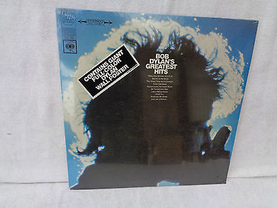 "Bob Dylan LP  "" Greatest Hits "" US Columbia KCS 9463  1967.  Still Sealed"