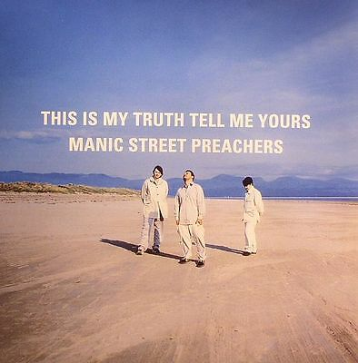 MANIC STREET PREACHERS - This Is My Truth Tell Me Yours - Vinyl (LP)