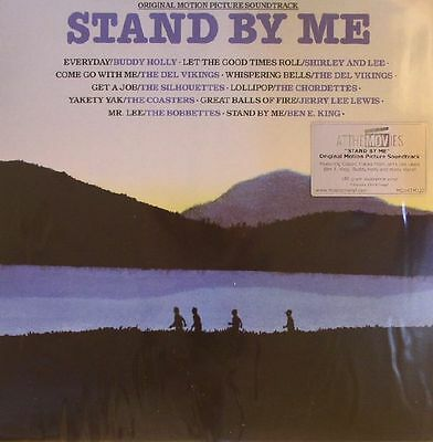 VARIOUS - Stand By Me (Soundtrack) (reissue) - Vinyl (LP)