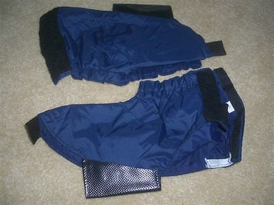 Pak Foam Products Cross-Country Ski Spats, Gaiters, NWT, Vintage
