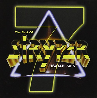 Stryper-7: The Best Of  (Us Import)  Cd New