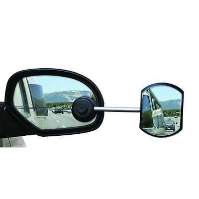 Camco 25668 Convex Tow-N-See Mirror - Passenger Side by Camco RV Towing Mirrors