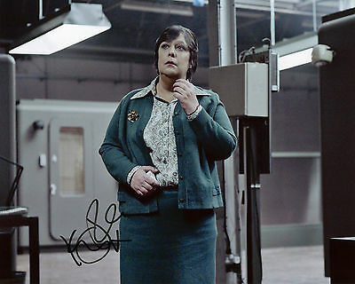 Kathy Burke - Connie - Tinker Tailor Soldier Spy - Signed Autograph REPRINT