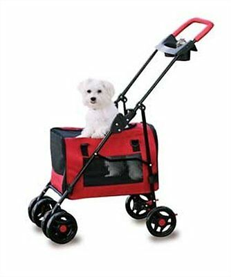 NEW Four Paws 3-In-1 Pet stroller and Carrier, Carriers and Travel Products dog