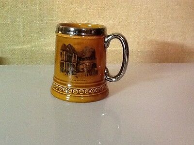Lord Nelson Pottery Mug - Old Coach House Stratford