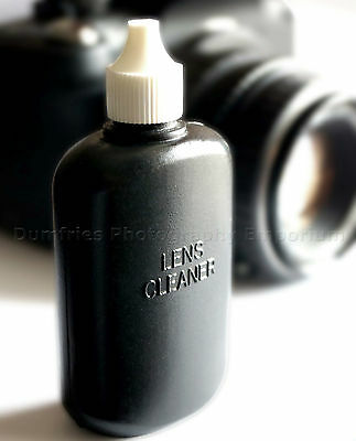 Quality Non-Abrasive Cleaning Solution for Camera Lenses, Telescopes, etc