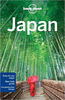 Lonely Planet Japan guide 2013 -PDF files